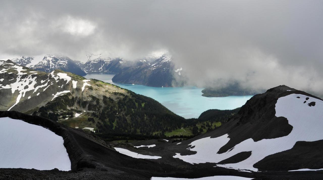 Garibaldi Lake Whistler BC. [oc][os][25121399]