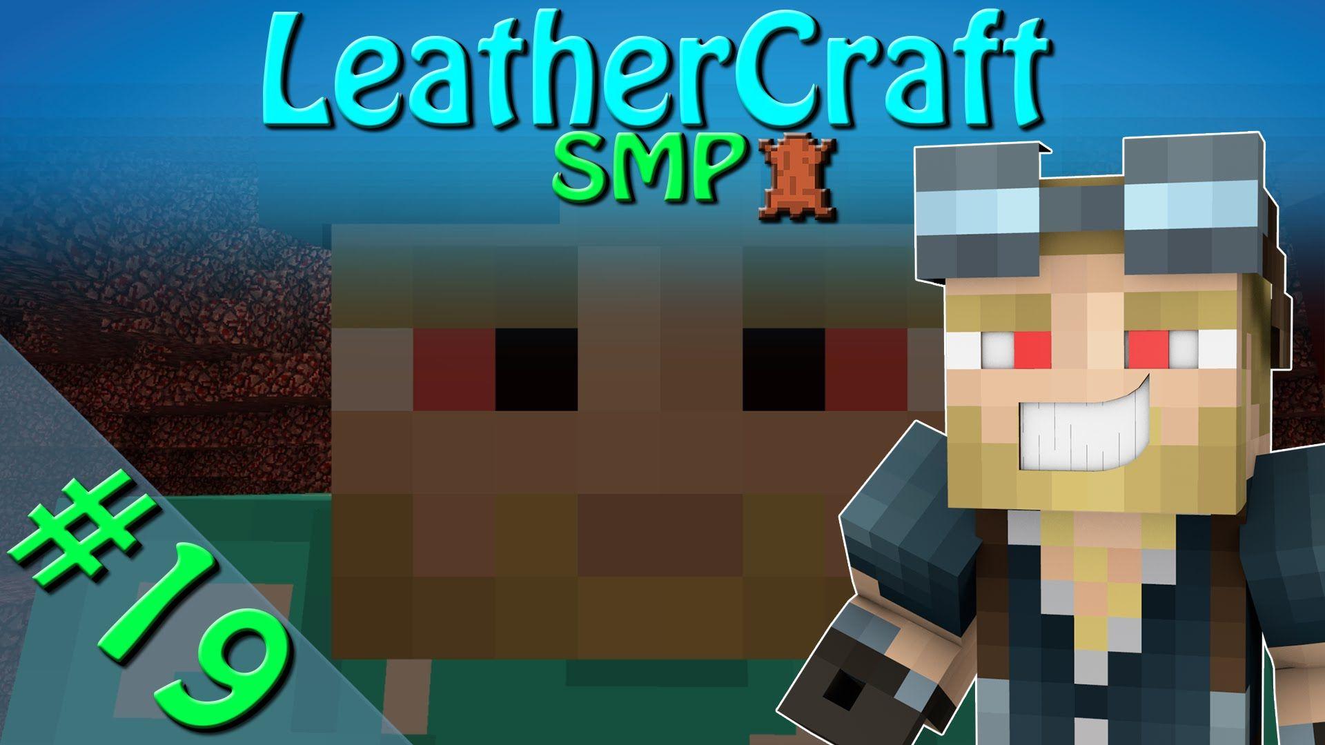 Minecraft - LeatherCraft SMP | Episode 19 - Quartz 60FPS