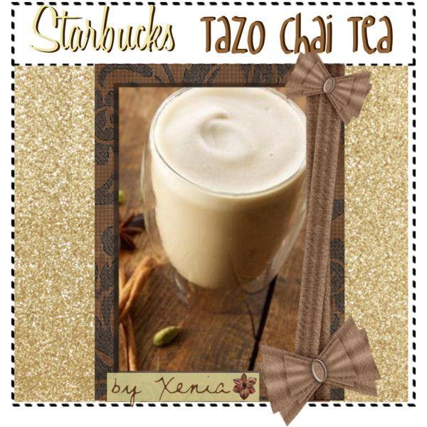 Starbucks Tazo Chai Tea (Home Made!)