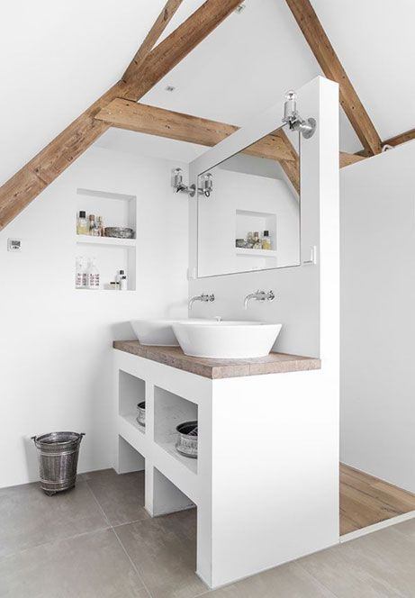idee-per-rinnovare-il-bagno | bathroom | Pinterest | Alvenaria ...