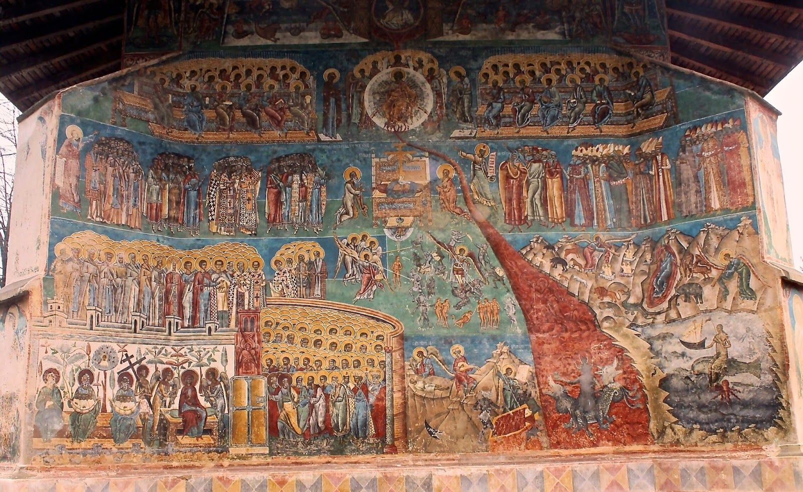 TRAVEL WITH FAITH: Bucovina-The Painted Monasteries