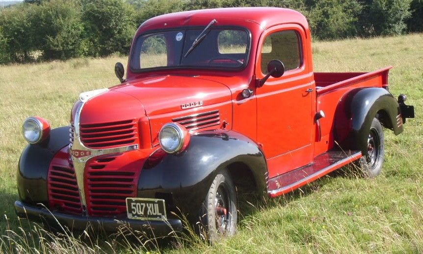 The History of Early American Pickups | Early american, Dodge rams