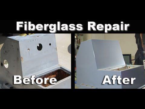 How To Repair A Hole In A Fiberglass Bathtub 28 Images Fiberglass Boat Repair There S A Hole