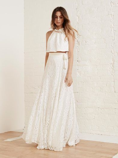 Reformation Harper Two Piece On Shopstyle Dresses Wedding
