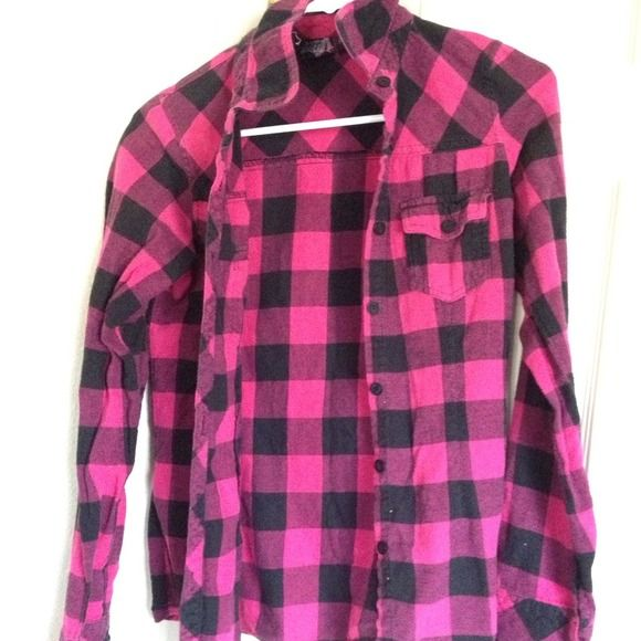 00fe1d1075d pink flannel shirts for women | Pink Flannel Shirt | All Things ...