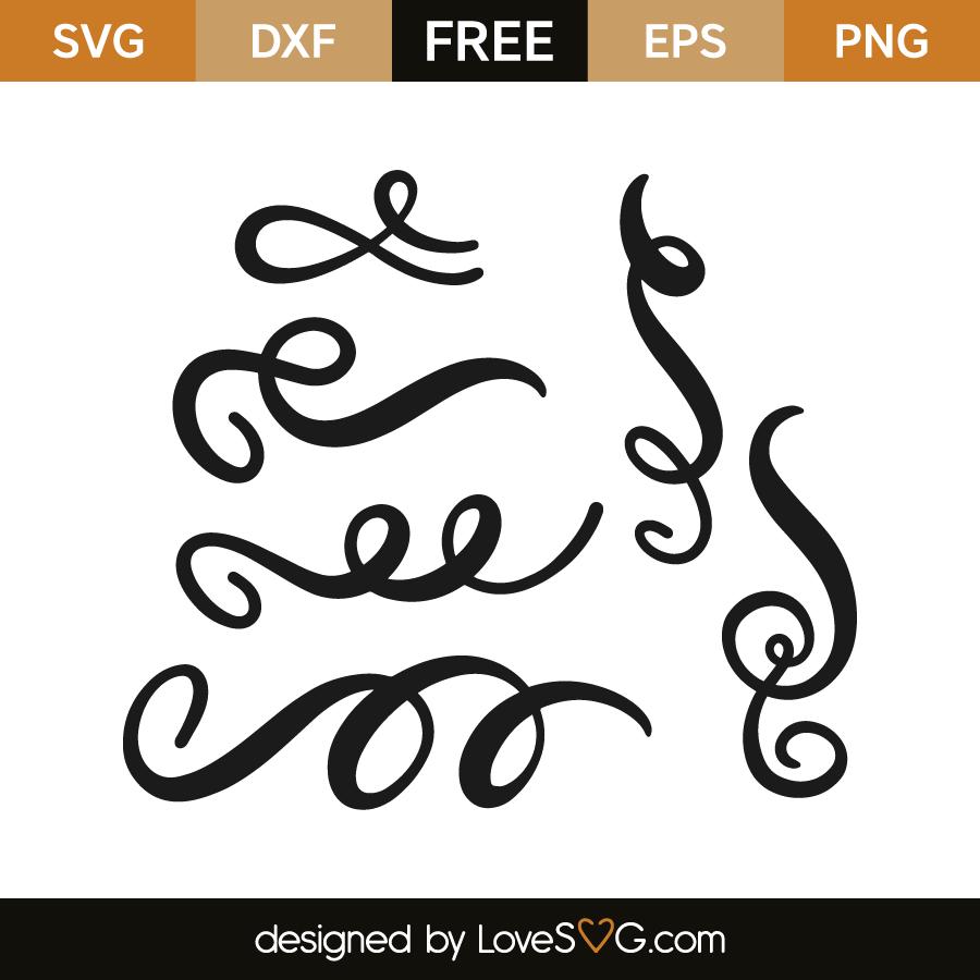Download Decorative elements | Cricut fonts, Cricut, Cricut design