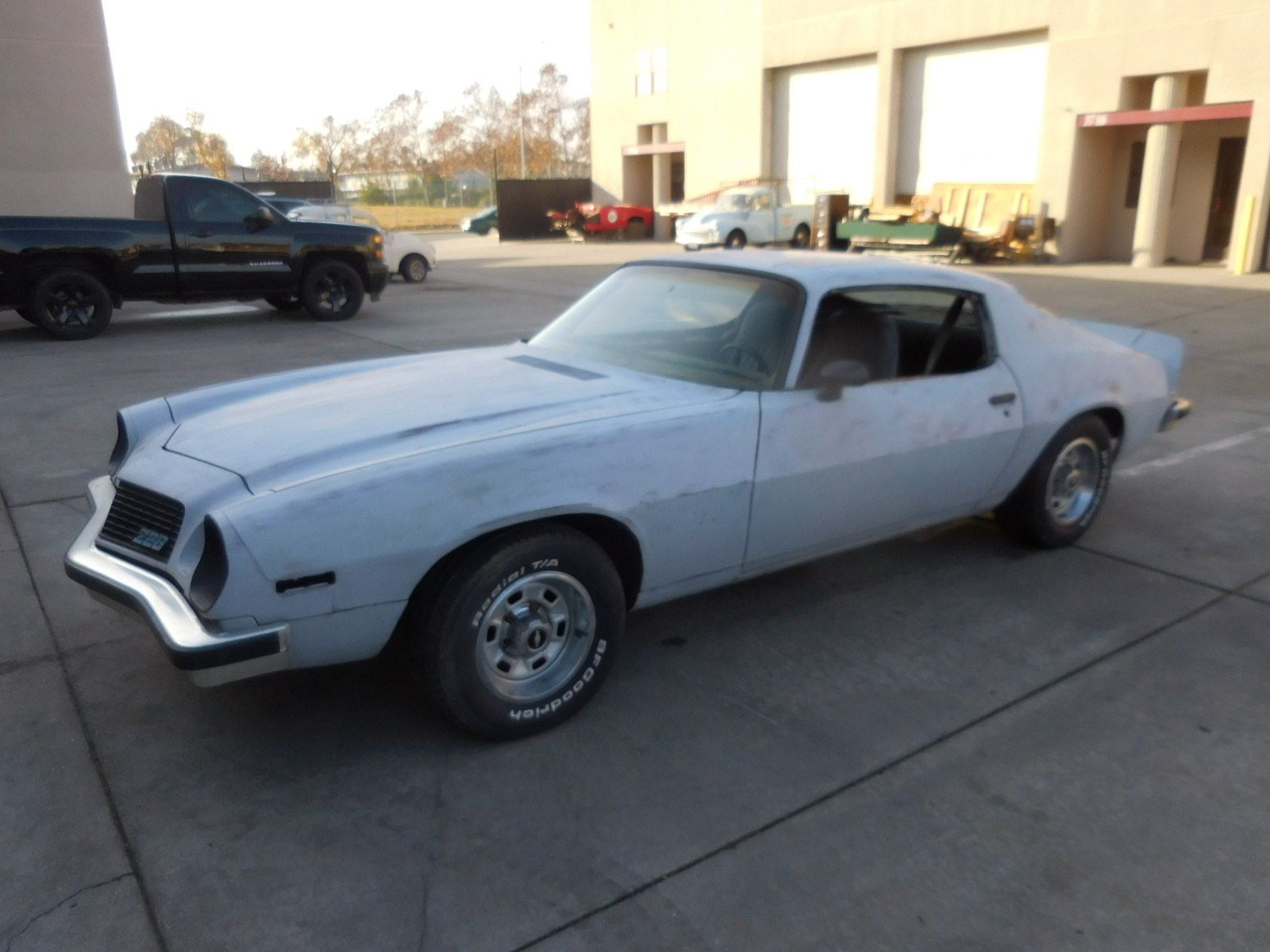 1974 Chevrolet Camaro 400 3 Speed Manual Transmission Picked Up