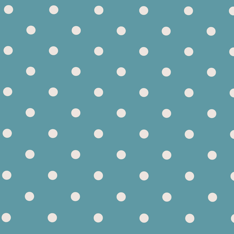 blue and white small polka dot pvc vinyl tablecloth - Vinyl Tablecloths