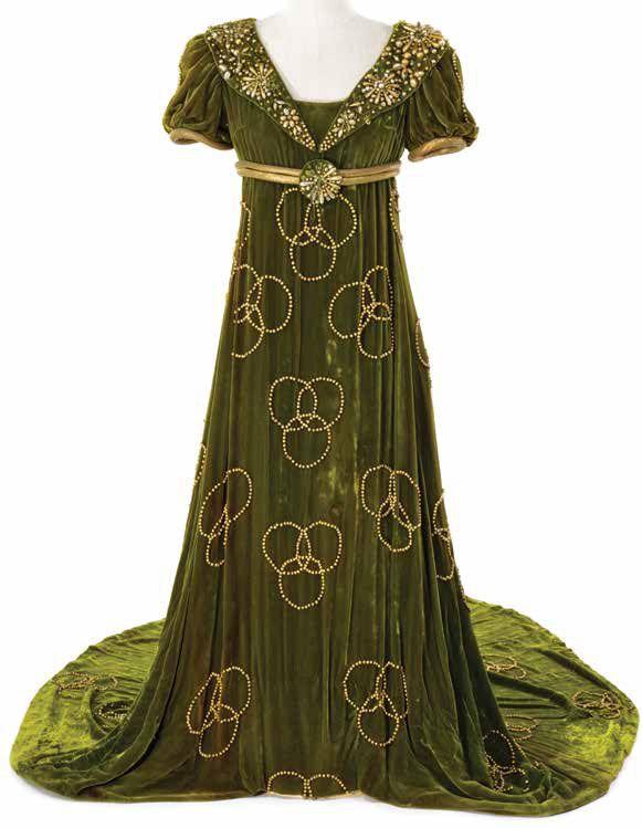 Favorite Picks from Debbie Reynolds\' Costume Auction | Velvet gown ...