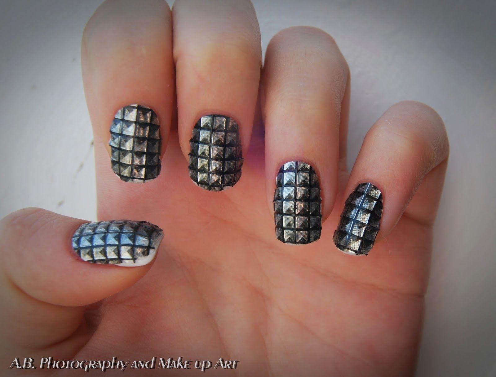 Sephora - 3D Graphic Nails Nagelfolie   A.B. Make up Art   Pinterest