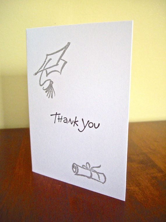 Graduation Note Cards CardsGraduation Thank You Note Cards