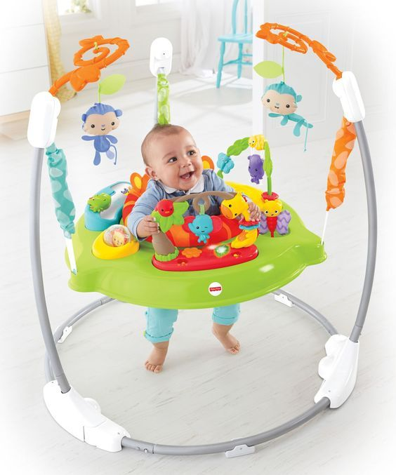 Bright Starts Safari Smiles Bouncer Fisher Price Baby