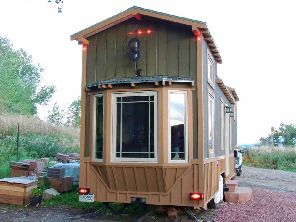 Tiny House for Sale 32 FT Turnkey, Fifth wheel/Gooseneck