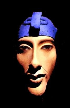 King Akhenaton Akhenaten was an enigmatic pharaoh of Ancient Egypt who was viewed by some as a visionary, and branded by others as heretic . Akhenaten is believed to have been born between 1362 BC and 1379 BC and became king between 1351 BC and 1336 BC.  Akhenaten (often alt: Akhnaten, or rarely Ikhnaton) meaning 'Effective spirit of Aten', first known as Amenhotep IV (sometimes read as Amenophis IV and meaning 'Amun is Satisfied') before his first year (died 1336 BC or 1334 BC).
