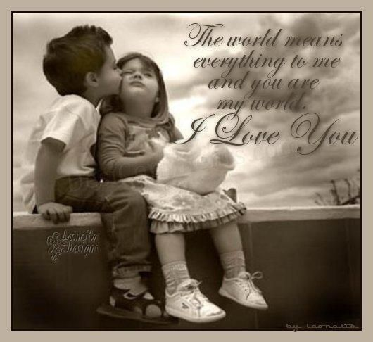 Love To Everything Quotes Me Means Your