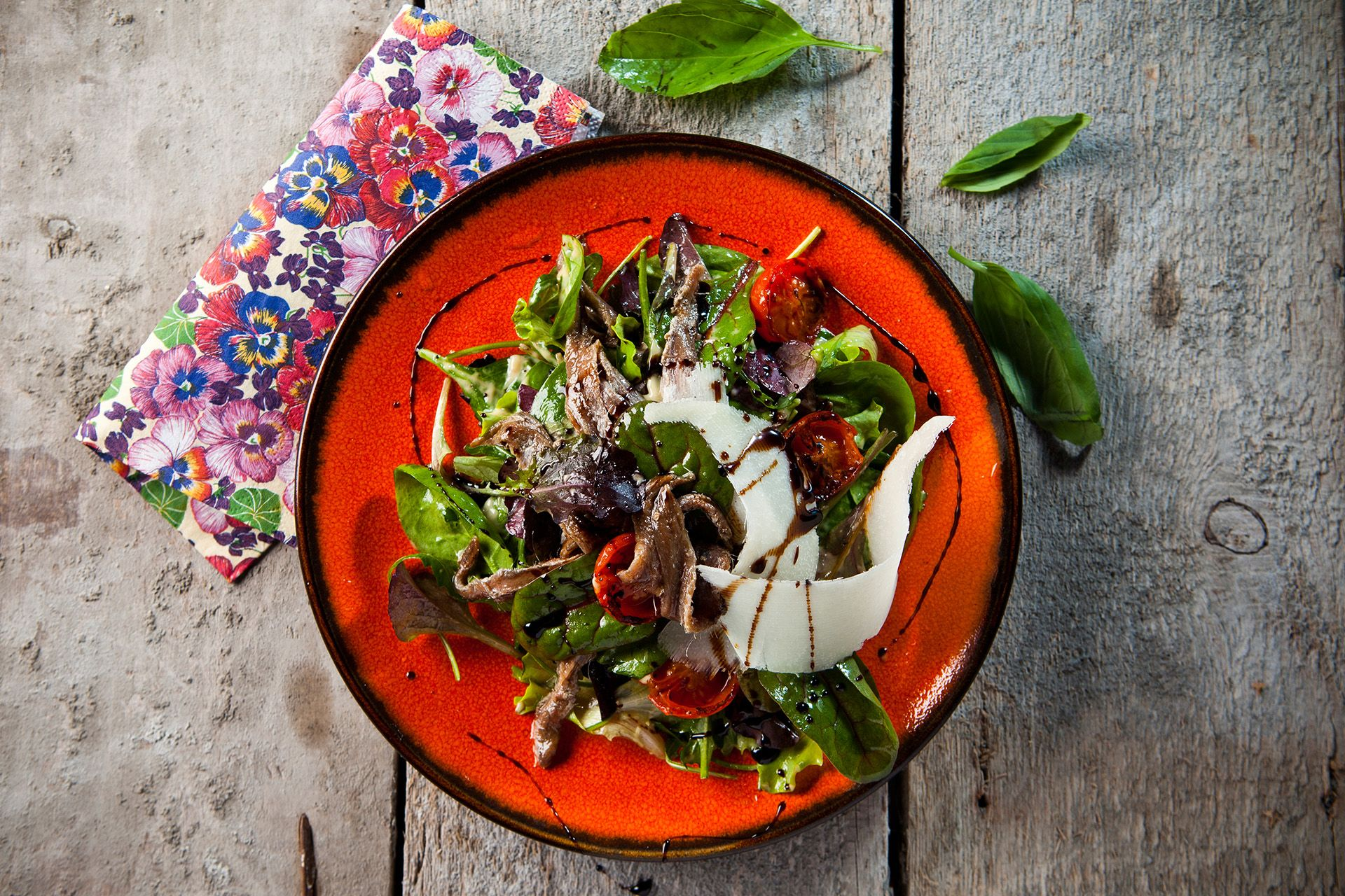 Anchovy Salad Wine Recipes Wine Food Pairing Food Pairings