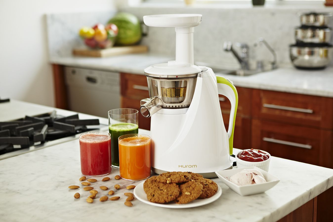 Maximize the nutritional and taste benefits of juiced