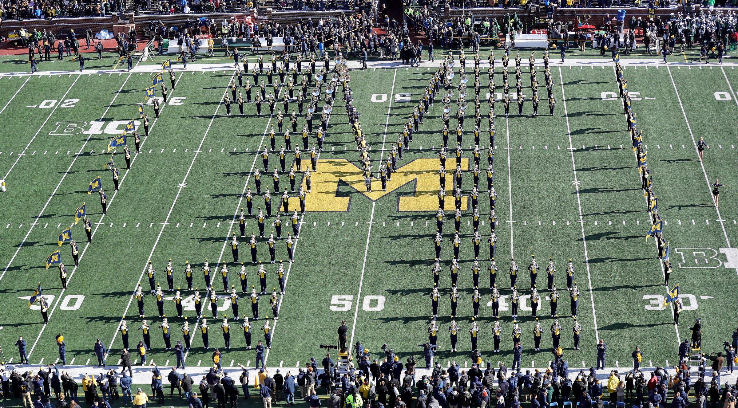 Michigan footballs recruiting hot streak continues with