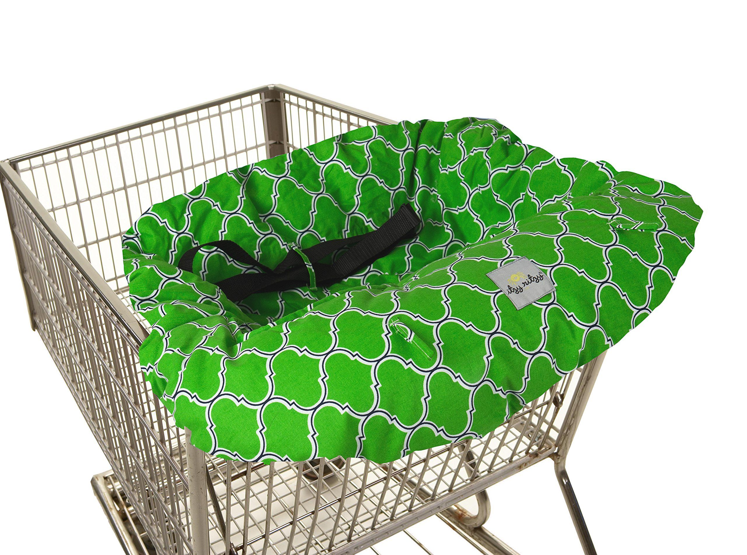 af911fd4d0dd Itzy Ritzy Sitzy Shopping Cart and High Chair Cover
