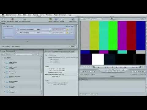 Compressor 4 Tutorial: Creating a DVD with the highest quality settings - YouTube