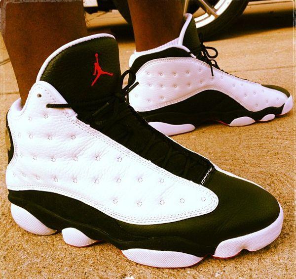 Air Jordan 13 He Got Game - Stone10334   Chaussure homme mode ...