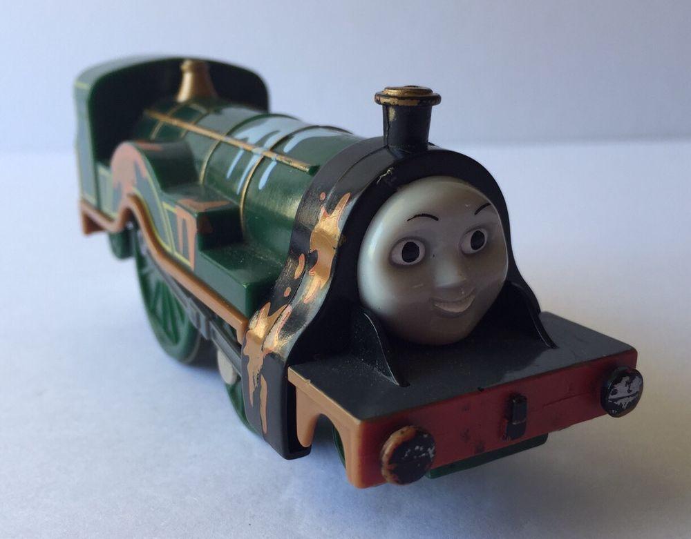 Thomas And Friends Trackmaster Paint Splatter Emily Ebay Thomas