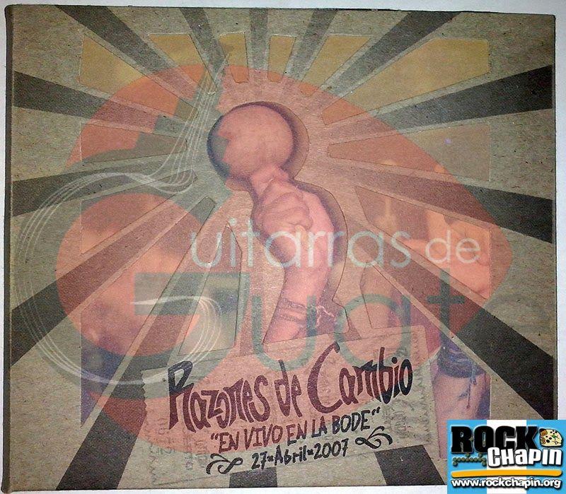 Guitarras de Guate: #YoQuieroElDiscoDeRazones