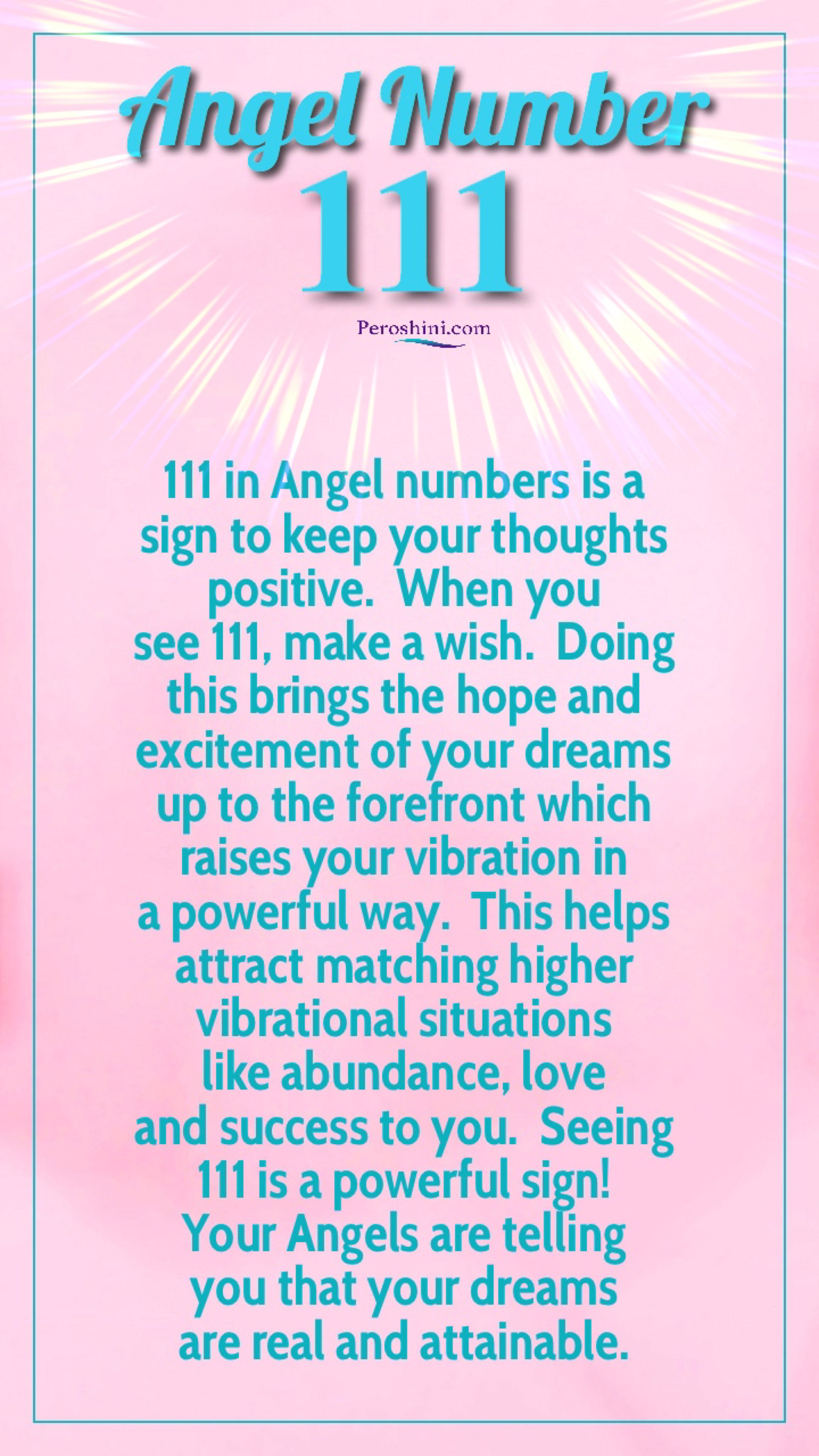 Angel number 111 angel number 111 angel number meanings
