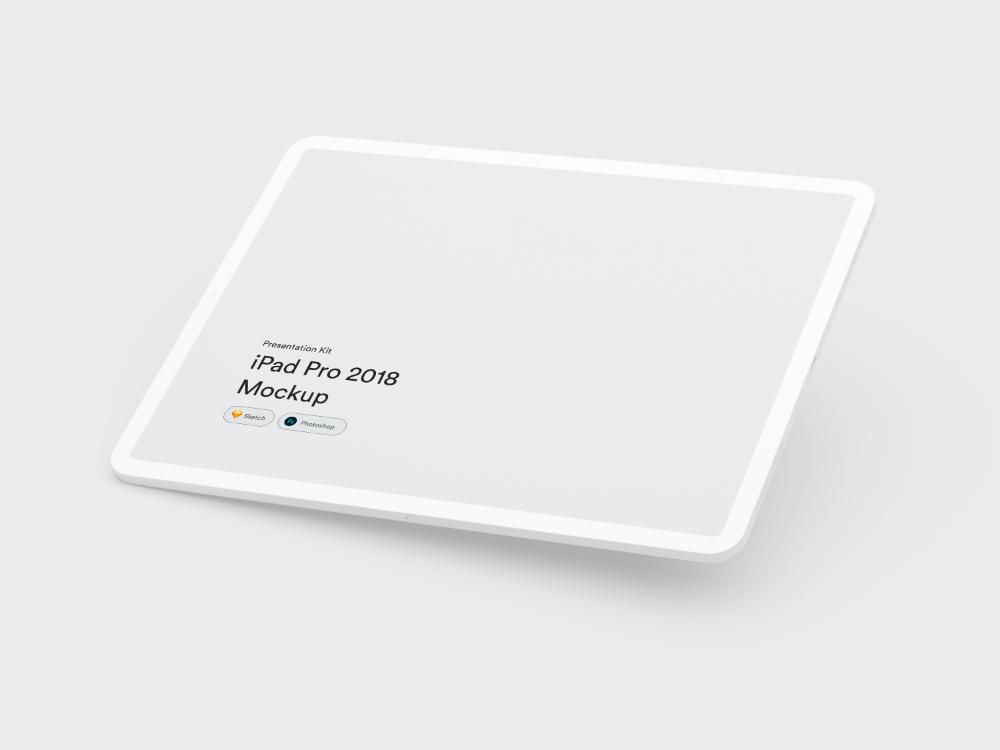 Ipad Pro 2018 Mockups Graphic Design Mockup Ipad Mockup Mockup