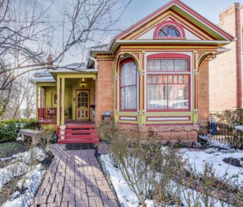 Salt Lake City Housing: HOME IN SALT LAKE CITY, UTAH IT IS VICTORIAN BECAUSE OF