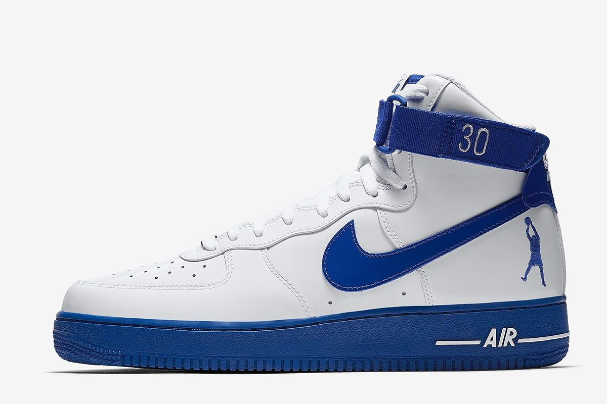 all nike air force 1 releases 1980s