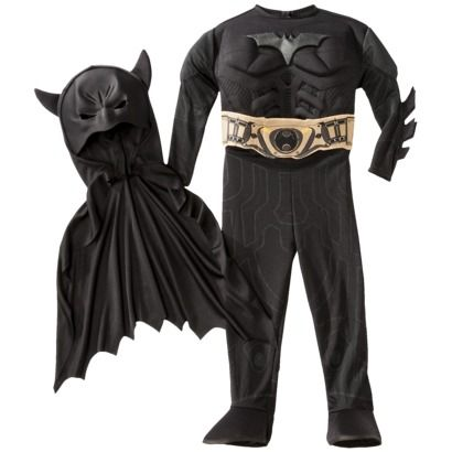 Toddler Batman - Dark Knight Deluxe Muscle Chest Costume.Opens in ...