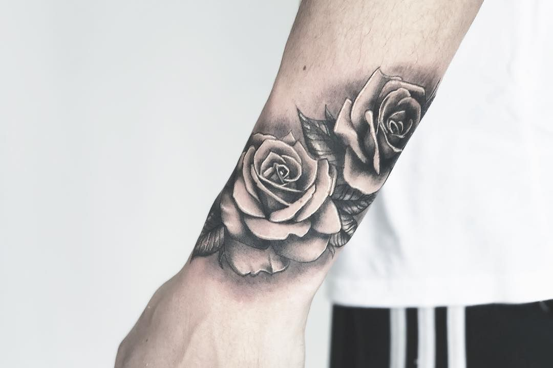 20 Fearless Tattoo Designs For Men Powerful Word Ink Ideas