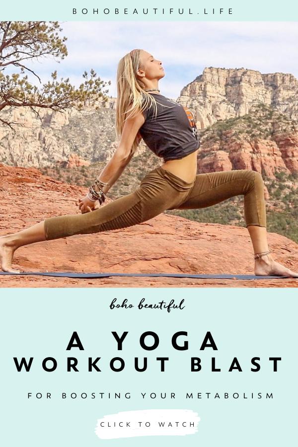Yoga Workout Blast – Boho Beautiful