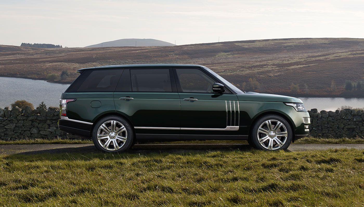 Land Rover S New Quarter Million Dollar Range Rover Is For Sophisticated Huntsmen Range Rover Supercharged Range Rover Land Rover Car