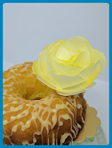 3d edible rice rose paper flower for cake decoration 3d cake 3d edible rice rose paper flower for cake decoration 3d cake toppers yellow mightylinksfo