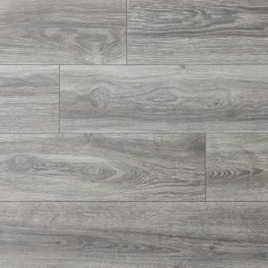 Gray Water Resistant Home Decorators Collection 1 00 1 99 Waterproof Laminate In 2020 Laminate Flooring Grey Laminate Flooring Waterproof Laminate Flooring