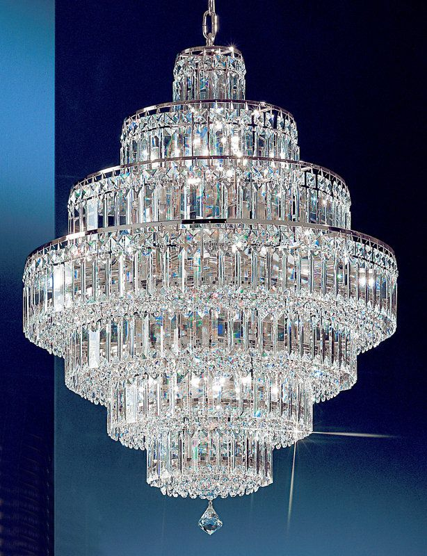 View the Classic Lighting 1603 CH 35 Crystal