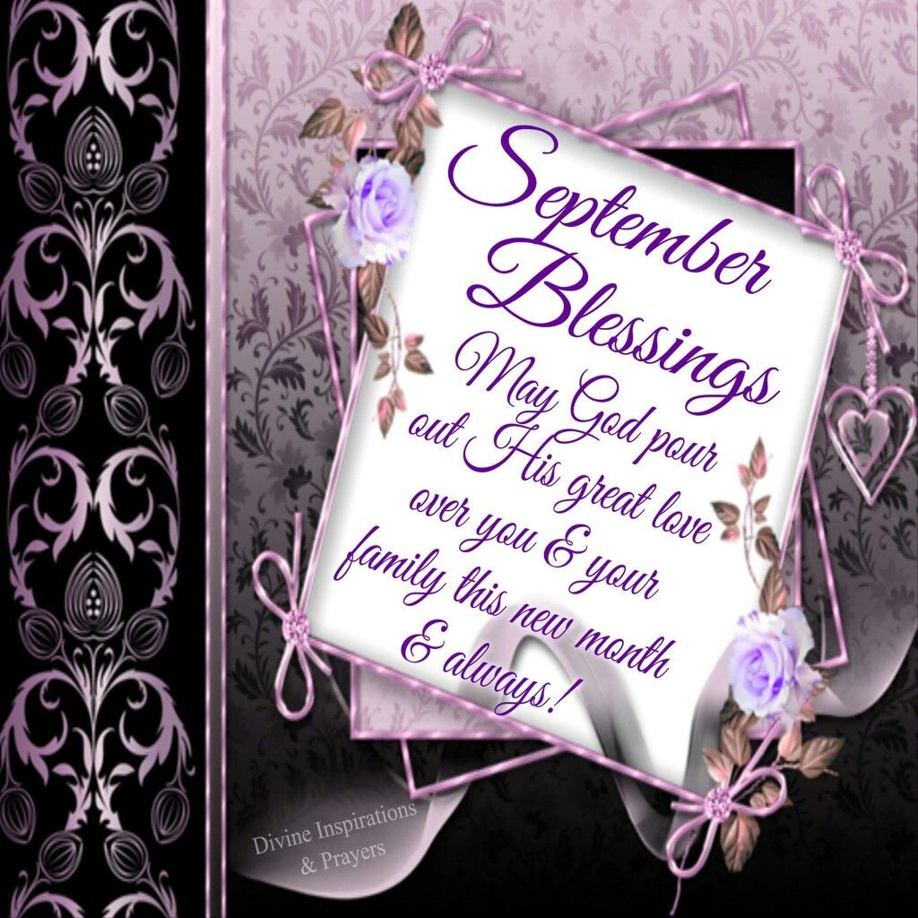 Pin by Bridgette Wright on MONTHLY GREETINGS September