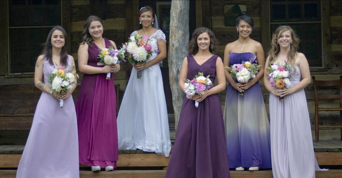Perfecto Damas De Honor Vestidos De Blush Regalo - Vestido de Novia ...