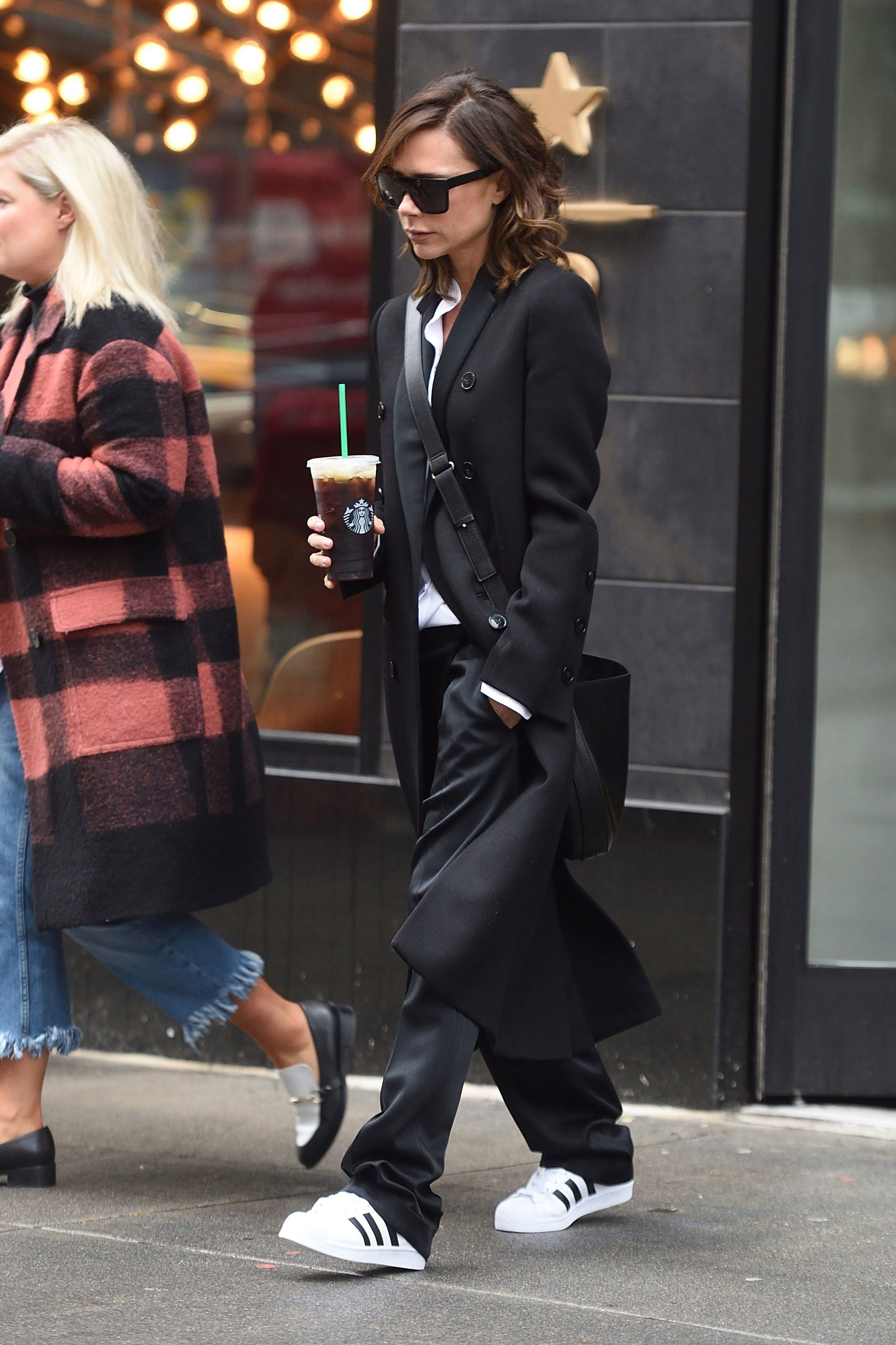 Victoria Beckham Steps Out in Her Coolest Look Yet