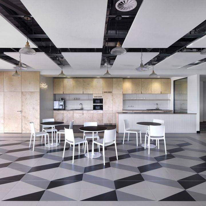 Bathroom Brands/Crosswater Headquarters by Threefold Architects, London UK office