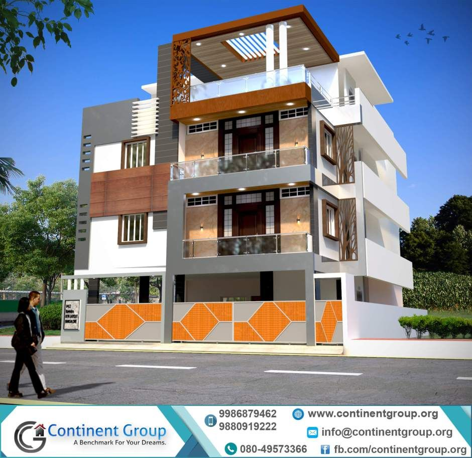 3d Elevation Designers In Bangalore: Building Contractors In Bangalore-construction In