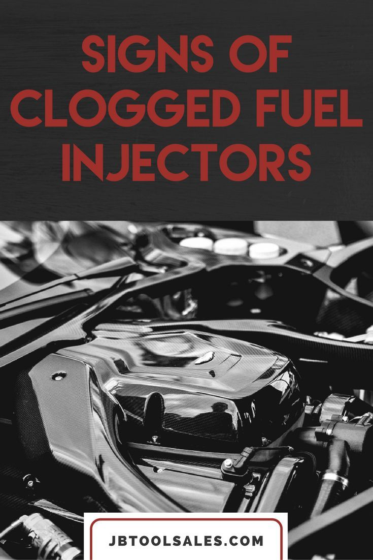Do You Know the Signs of Clogged Fuel Injectors? Car
