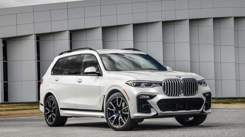 2020 Bmw X5 M50i And X7 M50i Get 8 Series 4 4 Liter V8 With