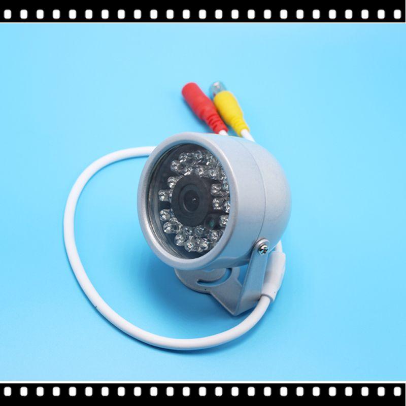 2017 HD 1200TVL Camera Home Security Surveillance CCTV System Outdoor Waterproof IR-Cut Night Vision 24 Led Cam