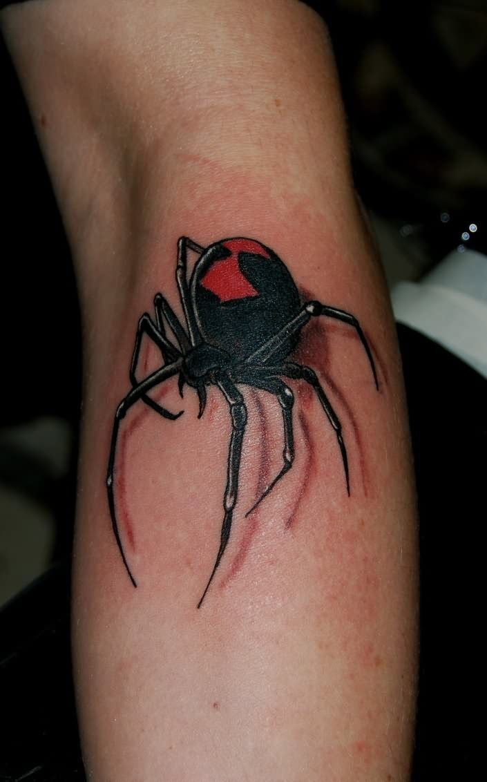 Black widow tattoo meaning car tuning black widow tattoo for Black widow spider tattoo