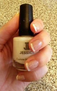 Jessica nails manicure.