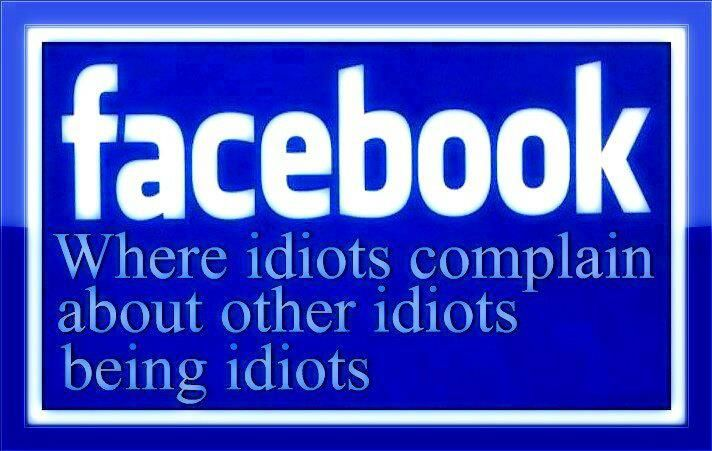No Whinning Or Complaining People Complaining On Facebook About
