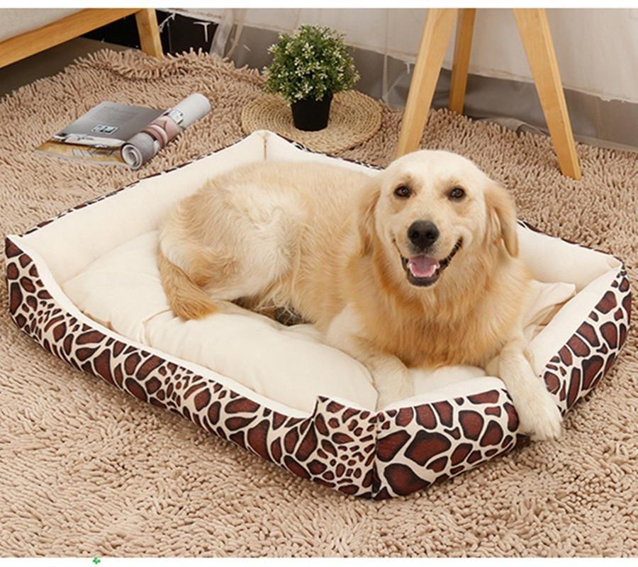 Visit To Buy Super Big Dog Beds For Large Dog House Warm Cat Sleeping Dog Bed Mat Huge Mattress Cushion Pet House Cama S Big Dog Beds Diy Dog Bed Dog